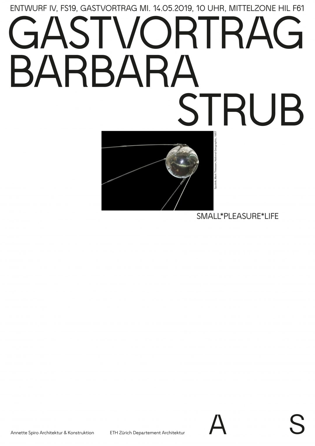 Barbara Strub. small - pleasure - life